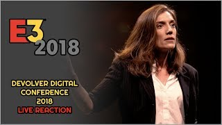 E3 2018 ║ Devolver Digital Press Conference Live Reaction and Discussion