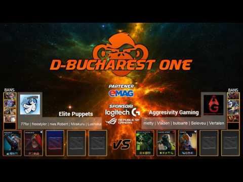 D-BUCHAREST ONE - Quarterfinals (BO1) w/ itsGOSSIPlol & Avesta (Powered by eMAG)