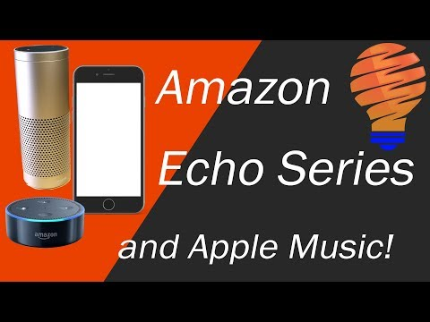 Amazon Echo and Apple Music - Working Together Mp3
