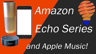 Amazon Echo and Apple Music - Working Together