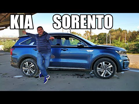 KIA Sorento 2021 - Telluride for Europe (ENG) - Test Drive and Review