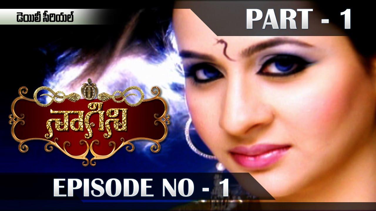 Naagini Telugu Daily Serial Episode 1 Part 1 Vanitha Tv Youtube