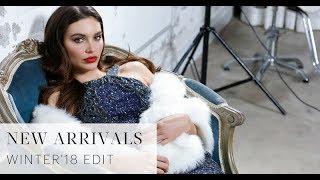 New Arrivals: Winter'18 Edit | GlamCorner