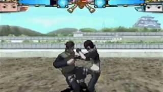 naruto shippuden ninja destiny 2 gameplay
