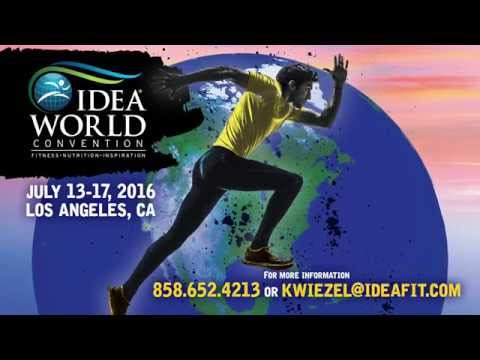 2015 IDEA World Fitness and Nutrition Expo - Brand Promo (Rev)