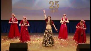 "KAJRA RE - SONG/ BUNTY AUR BABLI/ DANCE GROUP ""ANJALI"", МOSCOW"