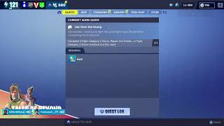 Fortnite Save The World MASSIVE cadeau TUNE IN ASAP En ce moment rejoindre - GET BLESSED