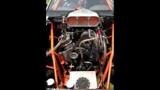 Henson Racing's 99 Outlaw Mustang Cobra