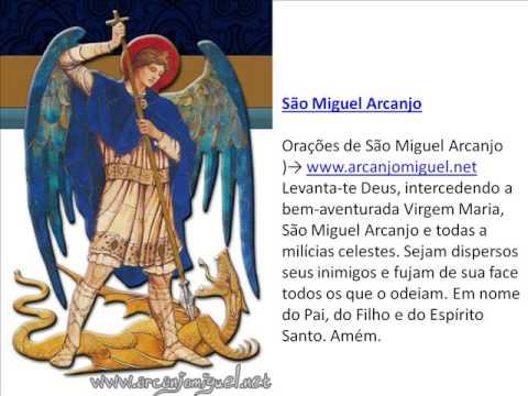 Levanta Te Deus Ora 199 195 O S 195 O Miguel Arcanjo Youtube