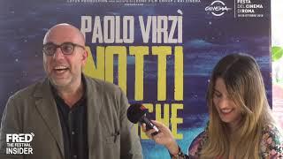 Paolo Virzì - NOTTI MAGICHE - Festa del cinema di Roma