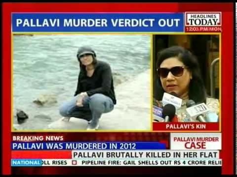 Guard held guilty of killing Mumbai lawyer Pallavi Purkayastha