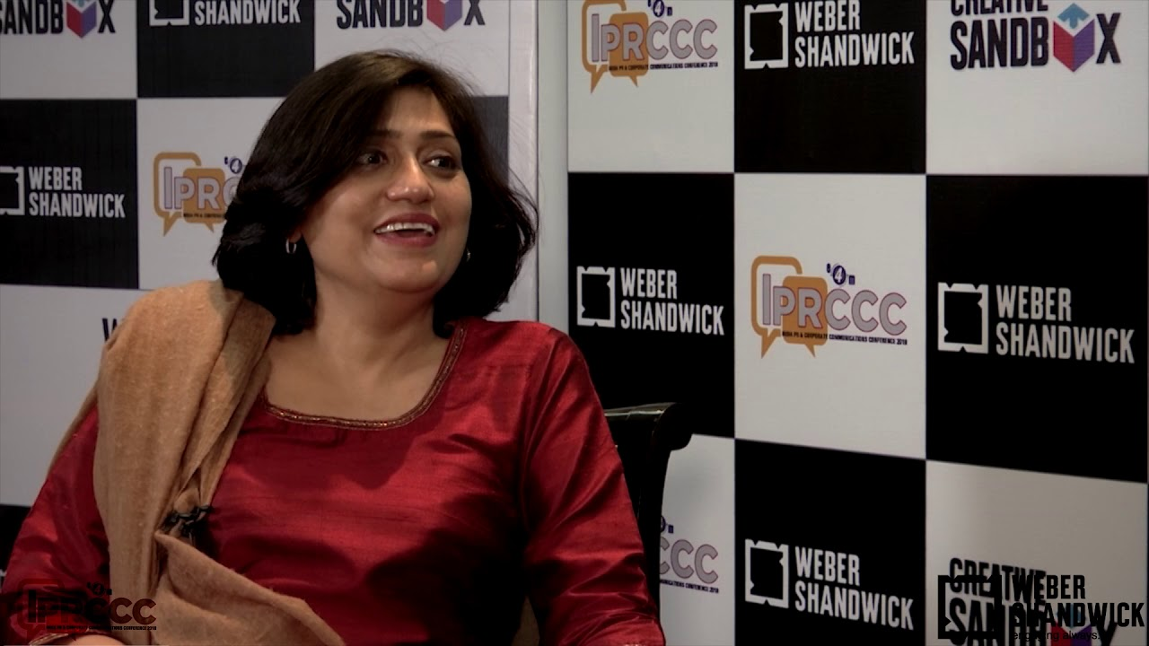 Creative Sandbox - In discussion with Ms. Nandini Chatterjee