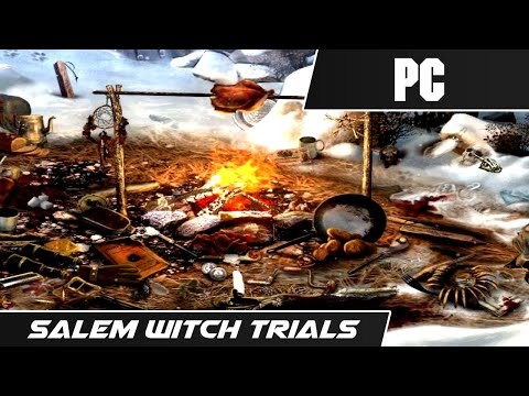 MIDNIGHT MYSTERIES : SALEM WITCH TRIALS (2010) // First 15 Minutes // PC Gameplay |