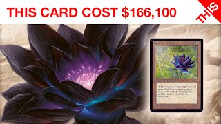 Why Someone Bought This Card for $166,100