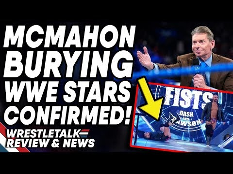Vince McMahon BURYING WWE Stars CONFIRMED! WWE Raw Review! | WrestleTalk News Dec. 2019