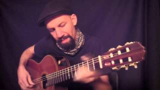 (Unchained Melody) Righteous Brothers - fingerstyle acoustic cover by Daryl Shawn