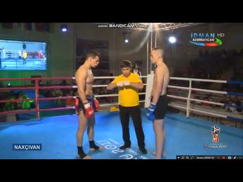 Haydar Aliyev Cup K-1 Asef Aslanov (AZE) - German Vandzenvin (BLR)