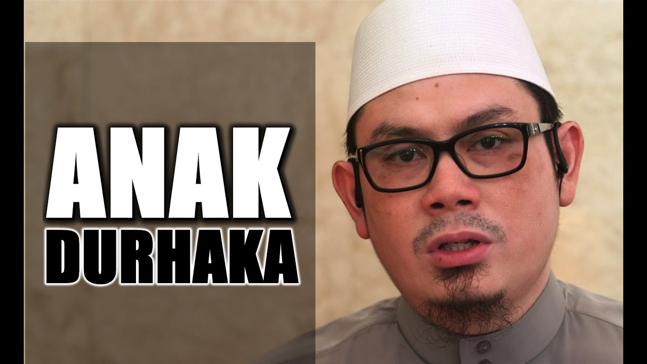 Ceramah Umum Anak Durhaka Ustadz Ahmad Zainuddin Lc YouTube