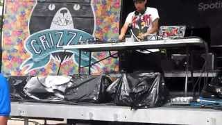 Crizzly at Warped Tour NY 2013
