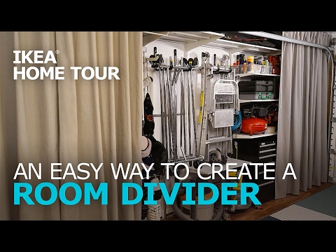 Room Divider Tips – IKEA Home Tour