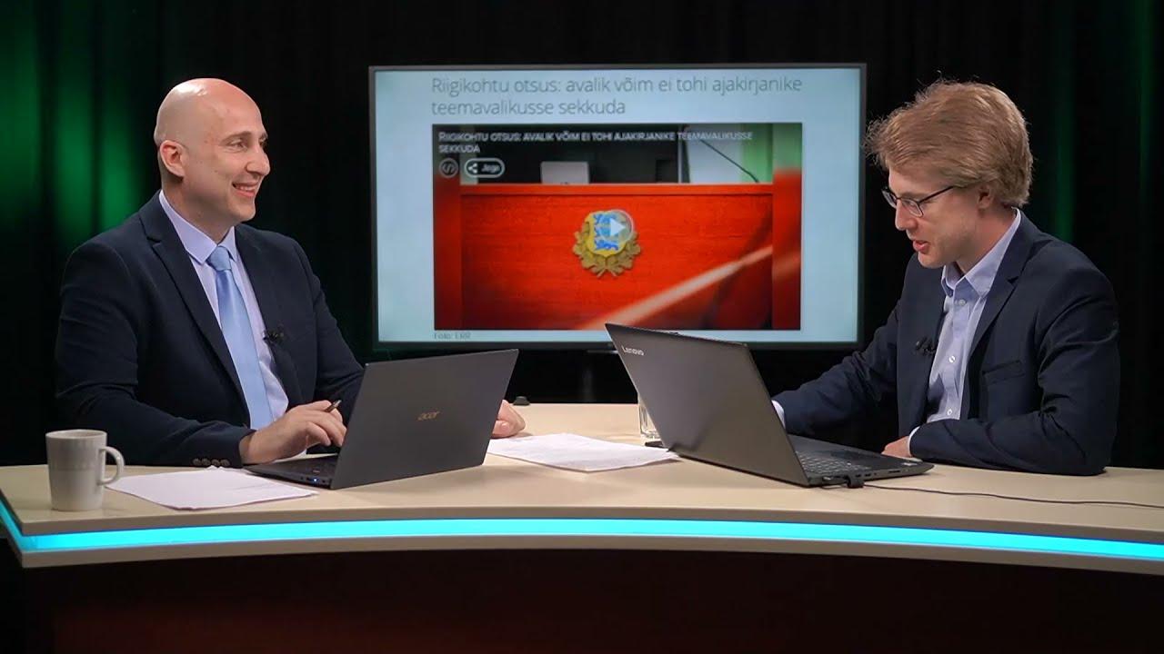 Meediakriitika: kõnekultuuri kiratsemisest Kaljulaiu ja Karu näitel