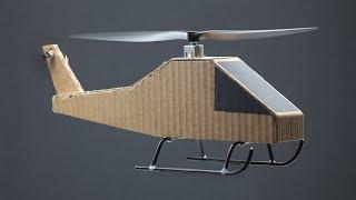 Helikopter yapmak hiç bu kadar basit olmamıştır! / Eğlenceli Maket Helikopter