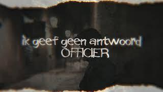 Frenchie B Buitenbeentjes Ft Esko Flow De Wolf Lyric Video