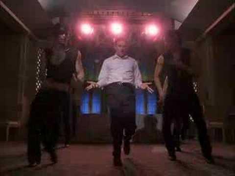 David Fisher Dancing