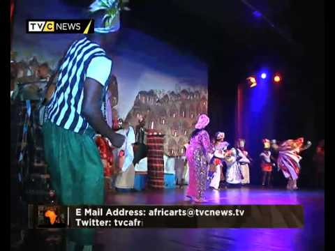 AFRICARTS | SPECTACLE | TVC NEWS