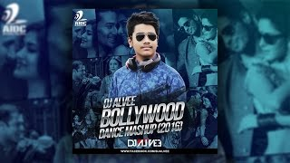 Bollywood Dance Mashup  Dj Alvee  2016