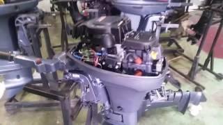 ⚙️  Жоғалды қуаты четырехтактном лодочном моторе. Себептерінің бірі.