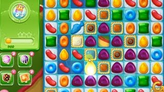 Candy Crush Jelly Saga Level 100 - NO BOOSTERS - HARD LEVEL