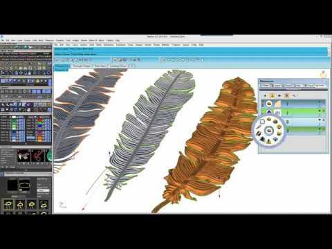 Sculpt & Emboss in Clayoo - Organic 3D Modelling