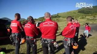 SDIS 04 : présentation du goupe secours en montagne des sapeurs-pompiers des Alpes de Haute-Provence