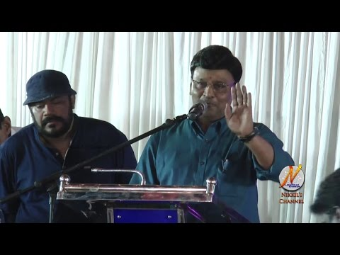 K Bhagyaraj Speech at Briic - Bharathiraja International Institute of Cinema Inauguration Function