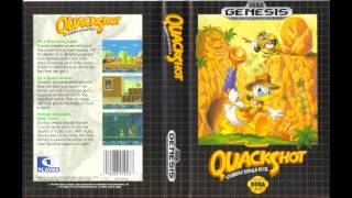 [SEGA Genesis Music] QuackShot Starring Donald Duck - Full Original Soundtrack OST