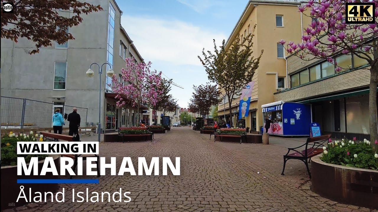 Download Walking in Åland Islands - Mariehamn