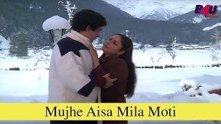 Mujhe Aisa Mila Moti  Pighalta Aasman  Shashi Kapoor  Raakhee  Rati Agnihotri  B4U Music