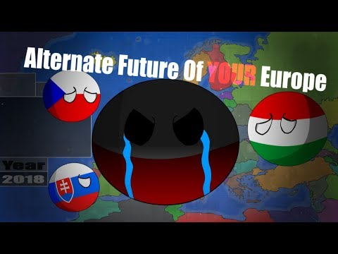 Alternate Future Of YOUR Europe In Countryballs - Episode 5 (Poland)