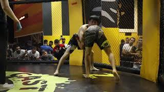 Колизей: Битва Чемпионов 9: Хабибулло Азизов (Таджикистан) vs. Илер Умаров (Кыргызстан) | 66 кг