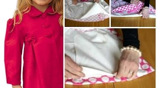 Sewing pattern - Classic Girl