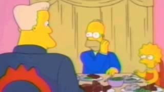 Random Simpsons voiceover: Bart & Greta Part 2