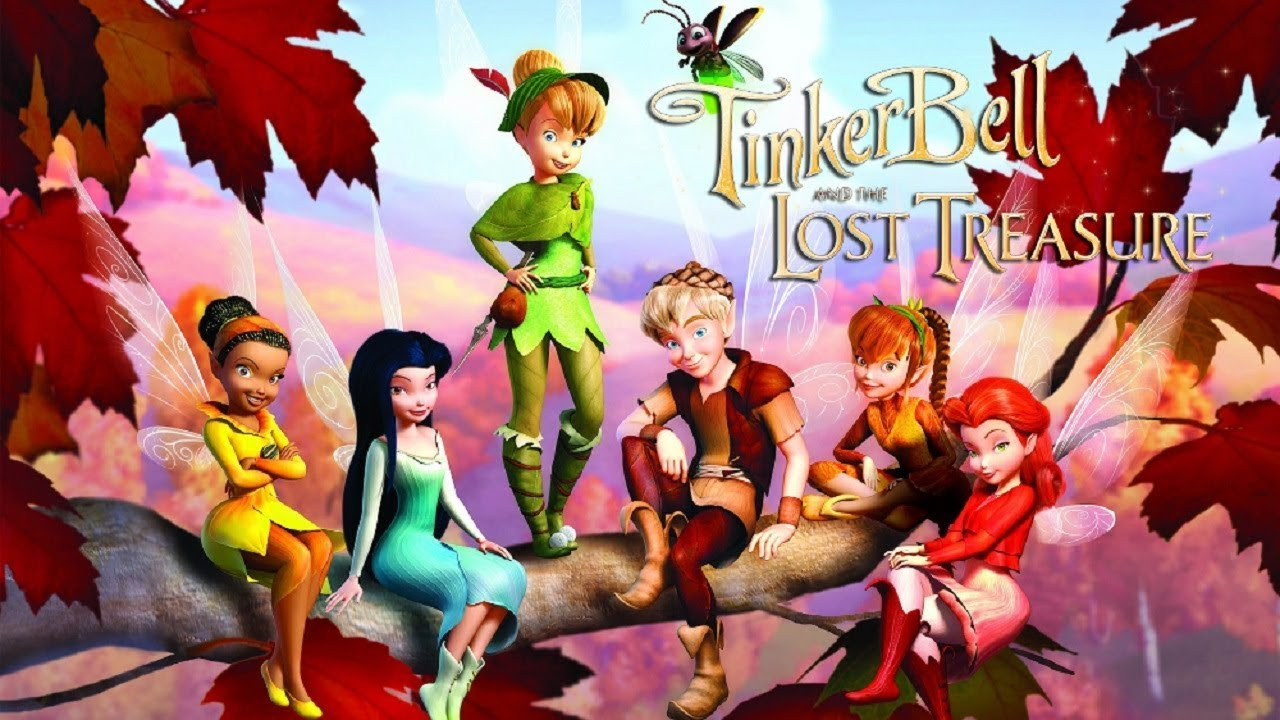 Download Tinker Bell and the Lost Treasure (2009) Movie Live Reaction!   First Time Watching!   Livestream!