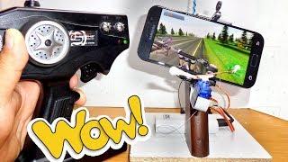 RC Gaming Steering - DIY RC Smart Phone Game Station - Ev Yapımı Oyun İstasyonu