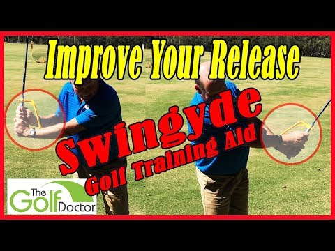 Using The Swingyde Training Aid  By Brian Fitzgerald The Golf Doctor