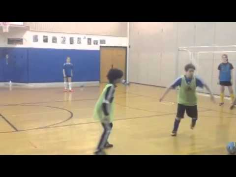 1st League Brazil Clinic - Futsal New York