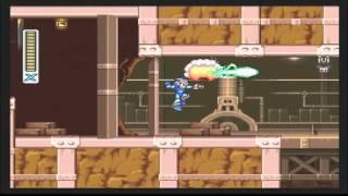 Mega Man X - Ep. 4 - Armored & Dangerous! (Armored Armadillo)