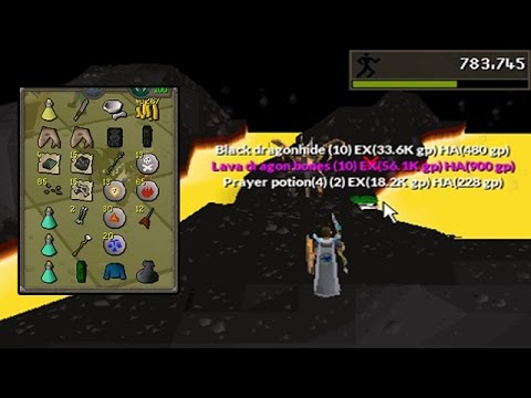 Runescape: Making Money From 0gp For 1 Hour