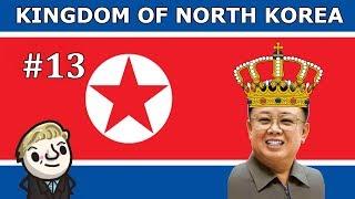 HoI4 - Modern Day - Kingdom Of North Korea - Part 13