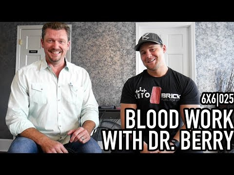 Blood Work With Dr. Ken Berry  6X6  025
